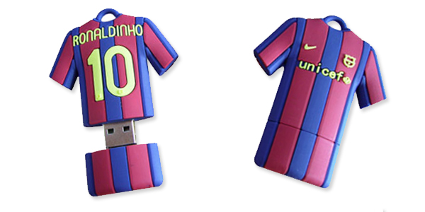 Football Kit USB Memory Stick