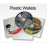 Plastic Wallets for DVD Duplication
