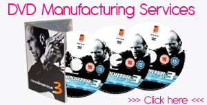 DVD Manufacturing Services
