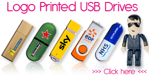 Logo Printed USB Memory Sticks