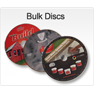 Bulk Discs for DVD Duplication